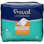 Prevail® X-Large 30x36 Underpads, 4 Bags (Case)