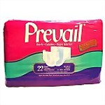 Prevail� Fitted Briefs, Medium, 22/bag