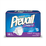 Prevail� StretchFit� Adult Briefs, 96/Case