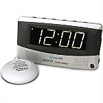 Sonic Boom Alarm with AM/FM Radio