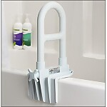 Deluxe Vertical Tub Grab Bar