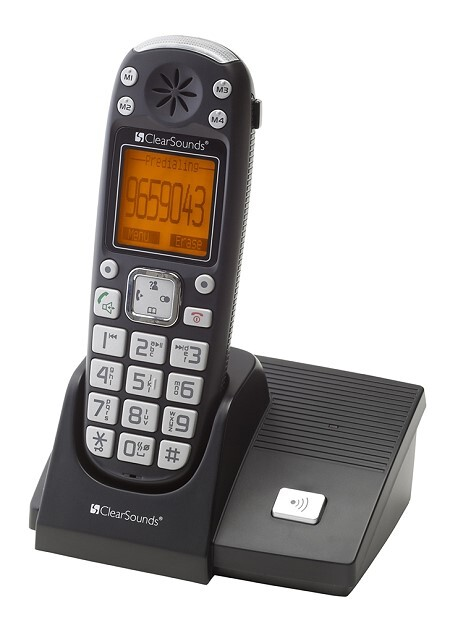 large button cordless A300 telephone