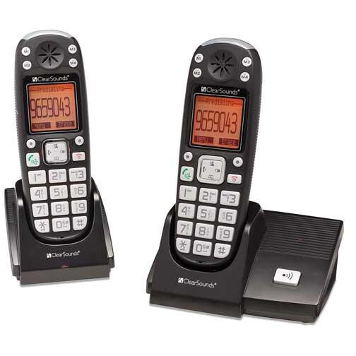 A300 Digital Cordless Amplified Phone
