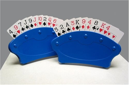Set of 2 Playing Card Holders
