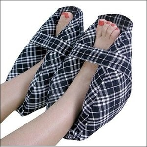 north american healthcare foot pillows