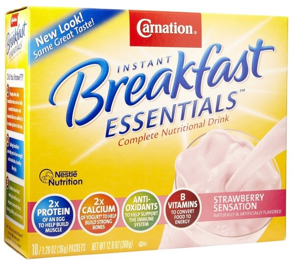 Carnation Instant Breakfast Powder Mix