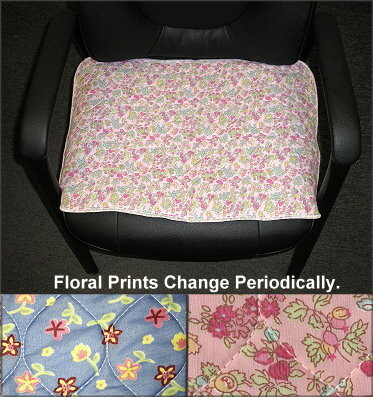 Floral Chair Waterproof Underpad