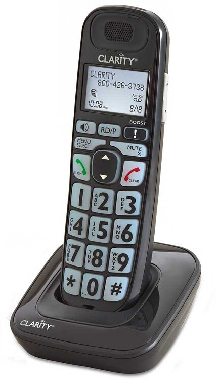 Clairty D703HS Expandable Handset Only