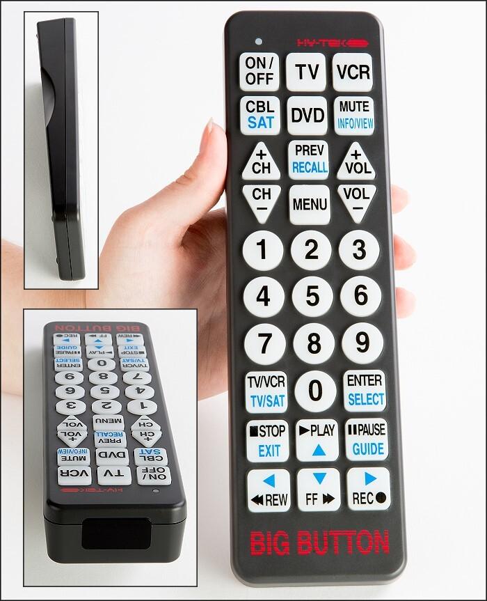 Big Button Remote Contrrol 2