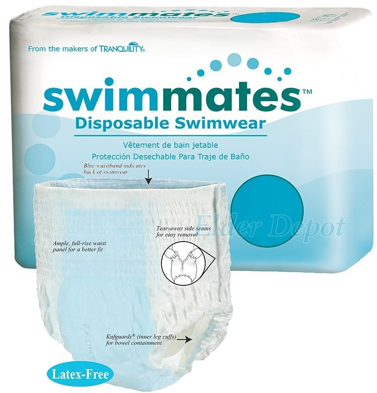 tranquility swimmates adult swim diapers