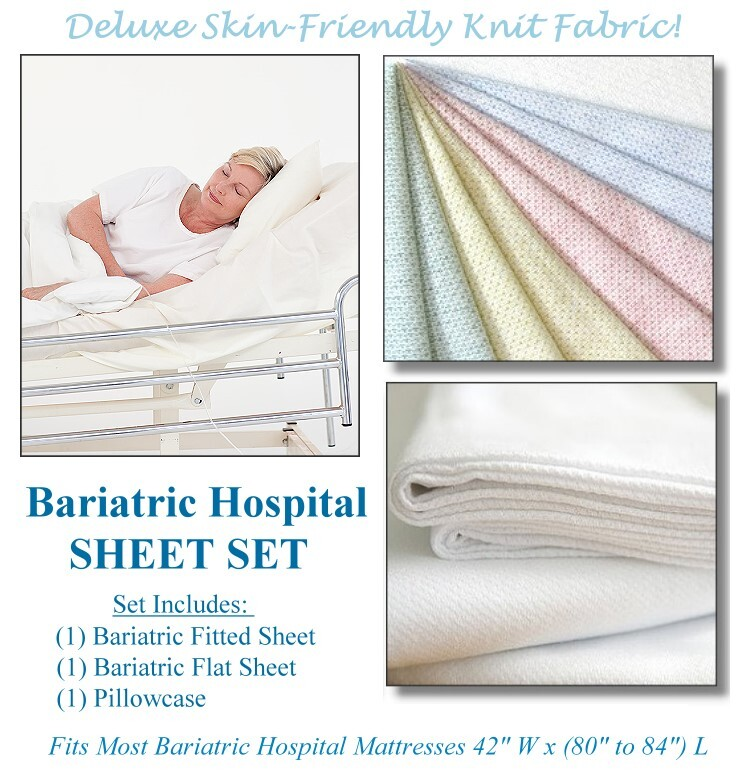 Bariatric Hospital Bed Sheets
