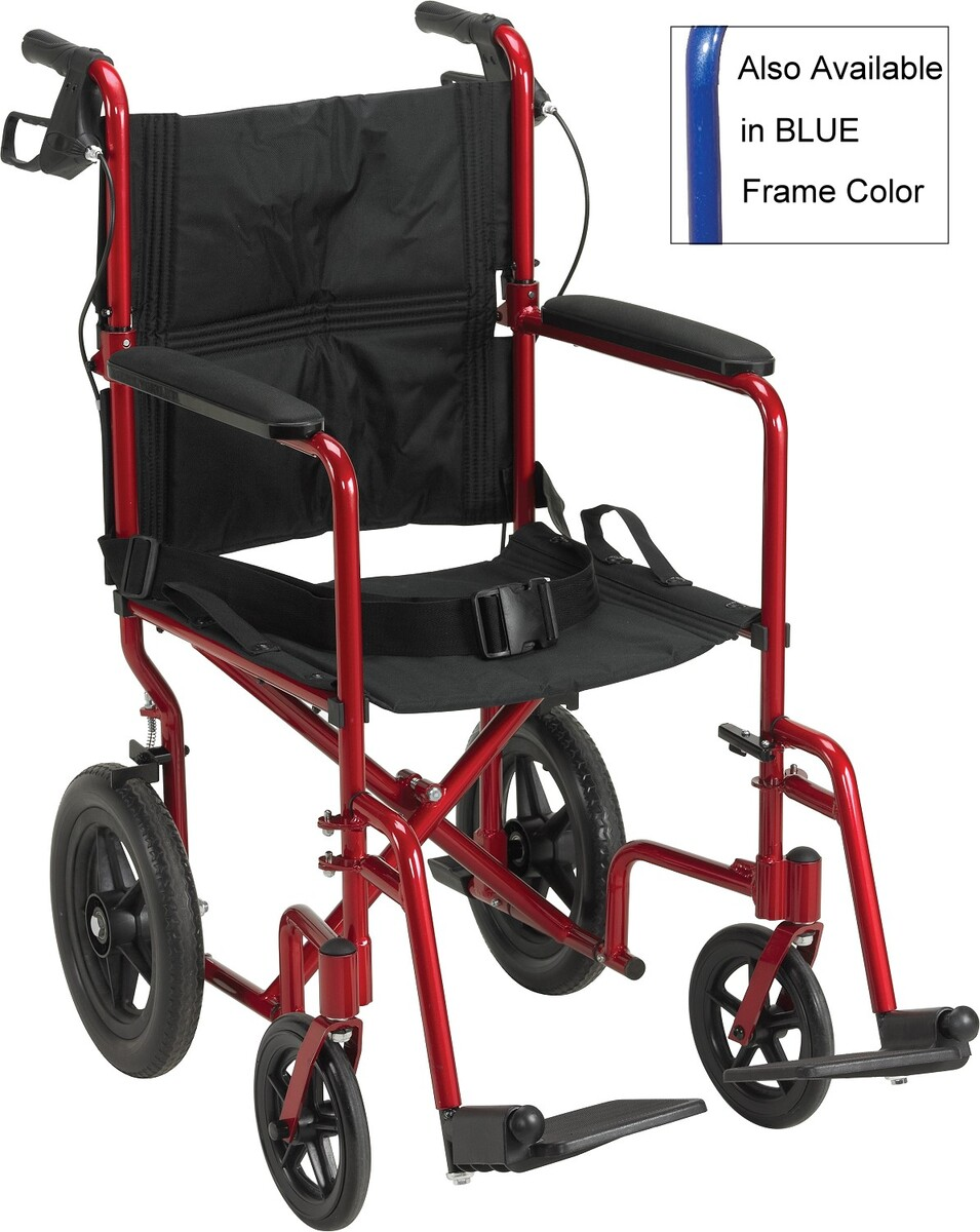 Expedition Lightweight Transport Chair