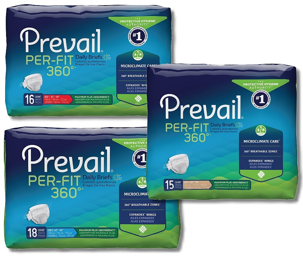 Prevail Perfit 360 briefs