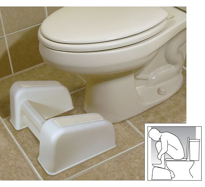 Re-Lax Toilet Foot Rest Squatty Potty