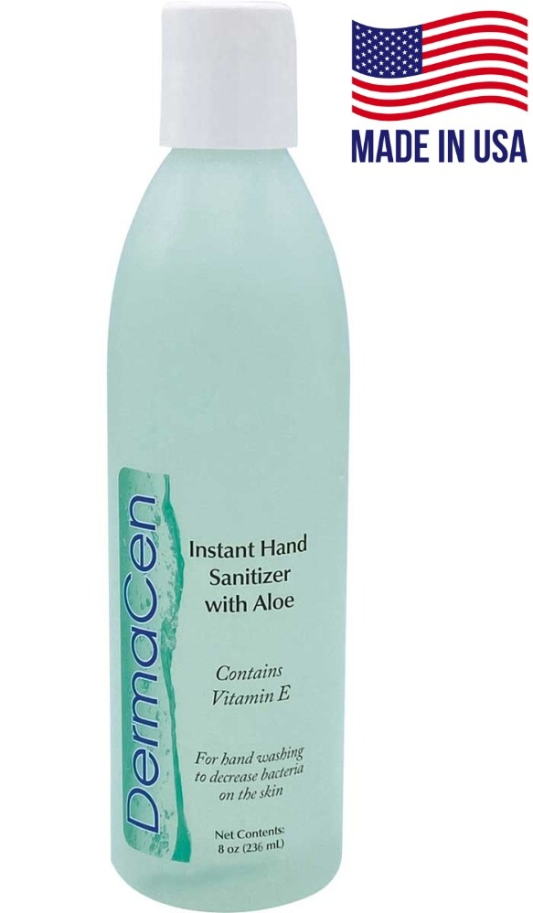 70% alcohol moisturizing hand sanitizer
