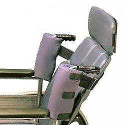 Reclining Backrest for Wheelchairs