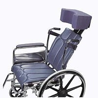 Reclining Backrest for Wheelchair with headrest