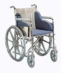 wheelchair side slim supports