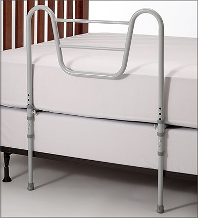 Half Rail for Box Spring Home Beds
