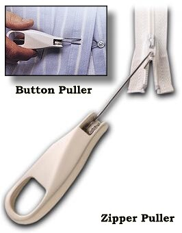 buttoner and zipper puller