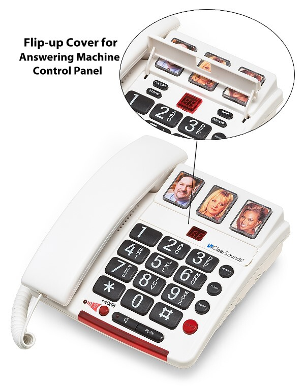 photo phone with answering machine