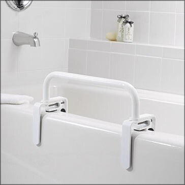 Low Profile Tub Safety Bar