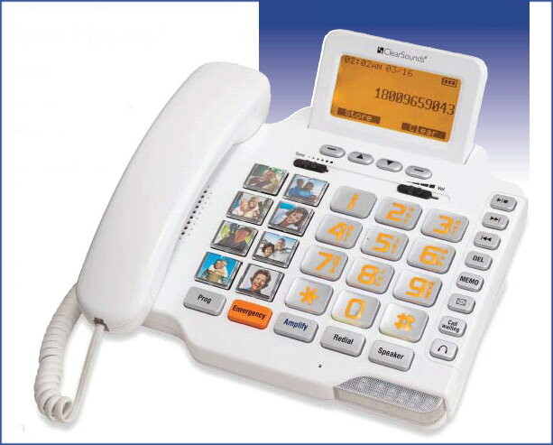 CSC1000 Clearsounds Phone
