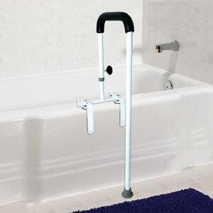 Tub to Floor Safety Rail