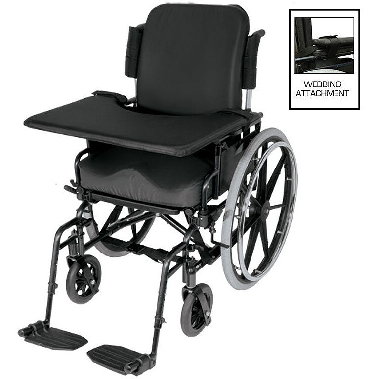 Full Size Wheelchair Soft Tray