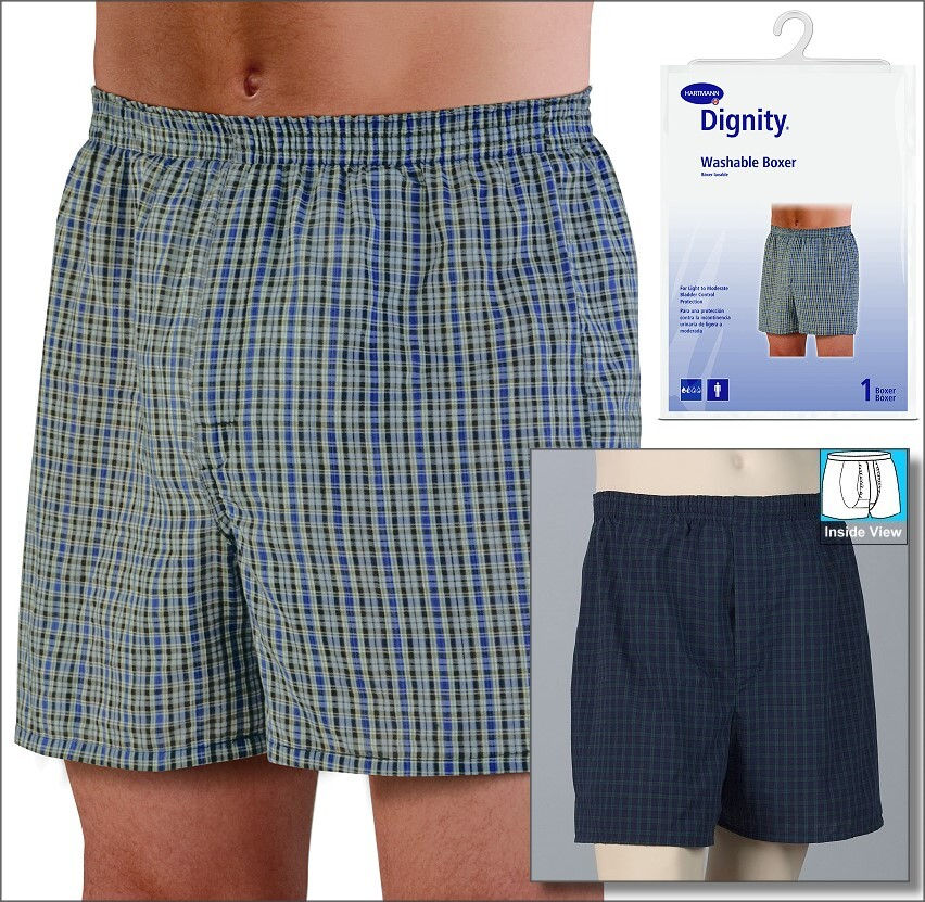 Sir Dignity Boxer Shorts with pouch