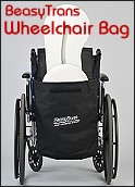 Wheelchair Bag for Beasy Boards