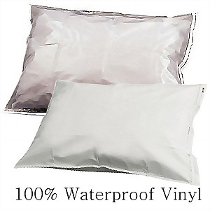 Vinyl Pillow Covers