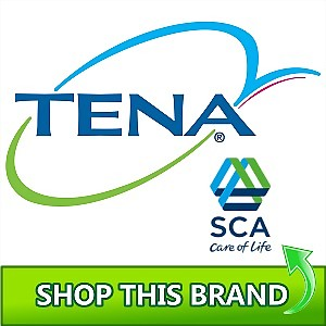 TENA Fitted Briefs