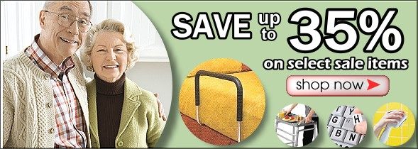 Shop Great Items for Seniors, the Elderly, Disabled, and Caregivers