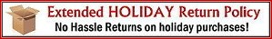 2014 Extended Holiday Return