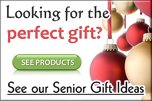 Best Holiday Gifts for Seniors, the Elderly and Disabled!
