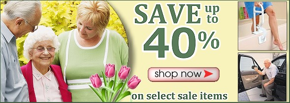 Shop Discounted Sale Items for Seniors, the Elderly, Disabled, and Caregivers