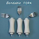 UBend-It™ Bendable Utensils