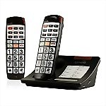 Serene Innovations CL-65 DECT 6.0 Amplified Phone with Expansion Handset