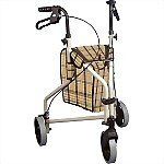 Winnie Lite Supreme/Go Lite 3 Wheel Aluminum Rollators