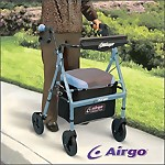 Airgo Comfort Plus Rollator