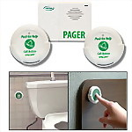 Portable Caregiver Paging System