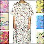 Women's Designer Hospital Gown