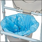 Universal Commode Liners, 7/Package