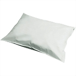 Zippered Waterproof Vinyl Pillow Protector, Standard Size