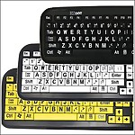 Large Print USB Keyboard with High Contrast Print
