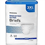 "StayDry® 3X Bariatric Briefs (Fits 78""-95"")"
