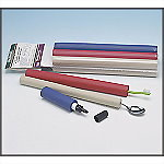 Closed Cell Foam Tubing Hand Grips, 6 / Package