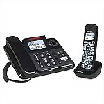 Clarity® E814™ Amplified Phone with Expansion Handset