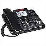 Clarity® E814™ Amplified Phone with Answering Machine